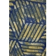 LuLaRoe Amelia (Small) Blue Yellow Patterns