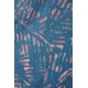 LuLaRoe Amelia (XL) Patterns on Blue 2
