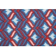 LuLaRoe Azure (XL) Red White Blue Patterns
