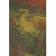LuLaRoe Disney Carly (Large) Dragons Yellow Red