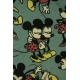 LuLaRoe Disney Carly (Small) Mickey and Minnie blue