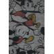 LuLaRoe Disney Carly (small) Gray and Red Mickey