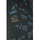 LuLaRoe Carly (XS) patterns on black