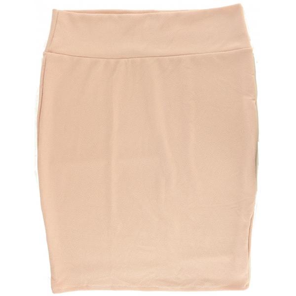 LuLaRoe Cassie (3XL) Solid Peach