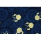 LuLaRoe Disney Cassie (Medium) Blue Yellow Minnie