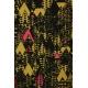 LuLaRoe Cassie (Large) Yellow black patterns
