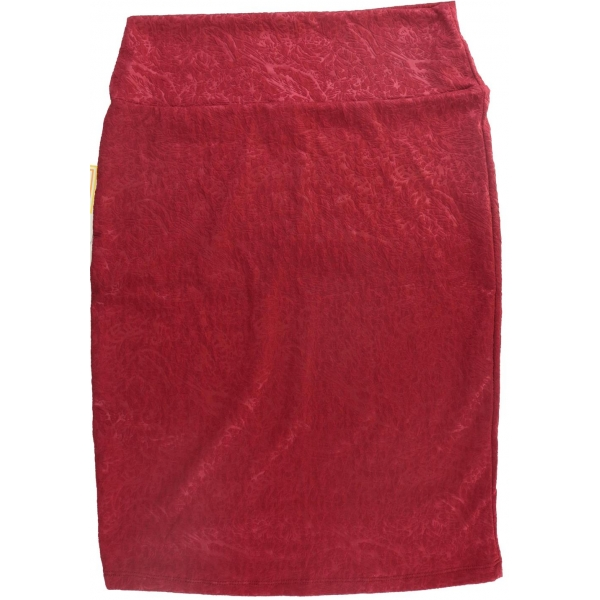 LuLaRoe Cassie (Small) Solid Red