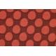 LuLaRoe Cassie (Small) Red Polkadots