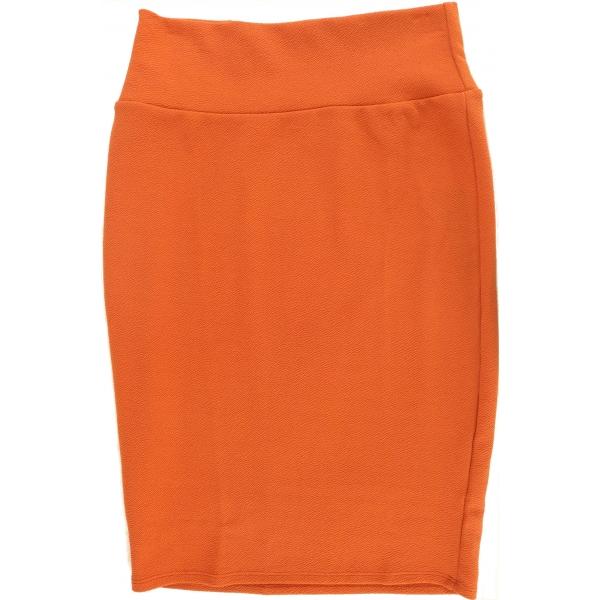 LuLaRoe Cassie (Small) Solid Orange