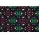 LuLaRoe Cassie (XL) Purple Green Patterns
