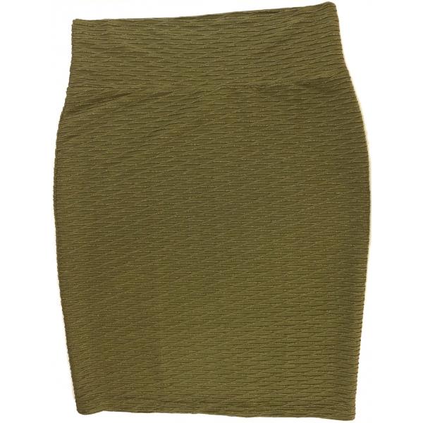 LuLaRoe Cassie (XL) Solid Green