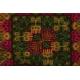 LuLaRoe Cassie (XS) pink green patterns