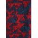 LuLaRoe ClassicT (2xl) Red Blue Patterns