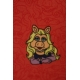 LuLaRoe Disney  ClassicT (Large) Miss Piggy on Red