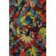 LuLaRoe Disney  ClassicT (Large) multi-colored Mickey Mouse