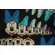 LuLaRoe Disney  ClassicT (Medium) Minnies on Black