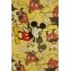LuLaRoe Disney  ClassicT (Medium) Mickey on Yellow