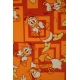 LuLaRoe Disney  ClassicT (Medium) Donald duck on Orange