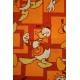 LuLaRoe Disney  ClassicT (Small) Donald duck on Orange