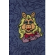LuLaRoe Disney  ClassicT (XL) Ms Piggy on Blue