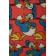LuLaRoe Disney  ClassicT (XL) Red Donald