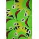 LuLaRoe Disney  ClassicT (XS) Kermit overload