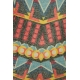 LuLaRoe ClassicT (Large) multi-colored heathered patterns