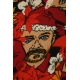 LuLaRoe ClassicT (Large) Christmas Santa Red