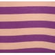 LuLaRoe ClassicT (Large) Purple Pink Stripes