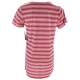 LuLaRoe ClassicT (Small) red and white stripes