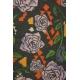 LuLaRoe ClassicT (XL) Pink flowers on Black