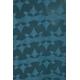 LuLaRoe ClassicT (XL) Blue Patterns