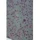 LuLaRoe ClassicT (XS) purple flowers on gray
