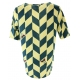 LuLaRoe Disney Gigi (XL) nightmare blue, yellow