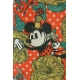LuLaRoe Disney Irma (2XS) Minnie on Orange
