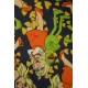 LuLaRoe Disney Irma (3XL) Kermit and Miss Piggy Black