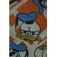 LuLaRoe Disney Irma (Large) Blue Orange Donald on Gray