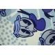 LuLaRoe Disney Irma (Large) Blue Donald on White