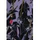 LuLaRoe Disney Irma (Medium) Malificent Purple