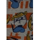 LuLaRoe Disney Irma (Medium) Donald Orange Gray