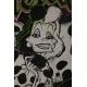LuLaRoe Disney Irma (Medium) Cruella on Black