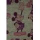 LuLaRoe Disney Irma (Small) Purple Mickey on Gray