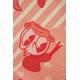 LuLaRoe Disney Irma (XL) Donald on Red