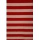 LuLaRoe Irma (Medium) Red white stripes