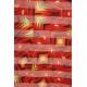 LuLaRoe Irma (Medium) Patterns on Red