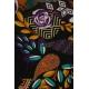 LuLaRoe Irma (Small) Multicolored patterns on black