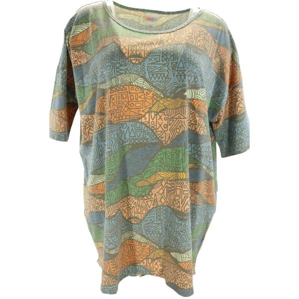 LuLaRoe Irma (XL) multicolored patterns 2