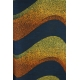 LuLaRoe Irma (XL) Orange Yellow Blue patterns