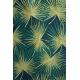 LuLaRoe Irma (XL) Yellow patterns on Green