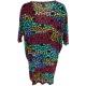 LuLaRoe Irma (XL) Multicolored Patterns 6